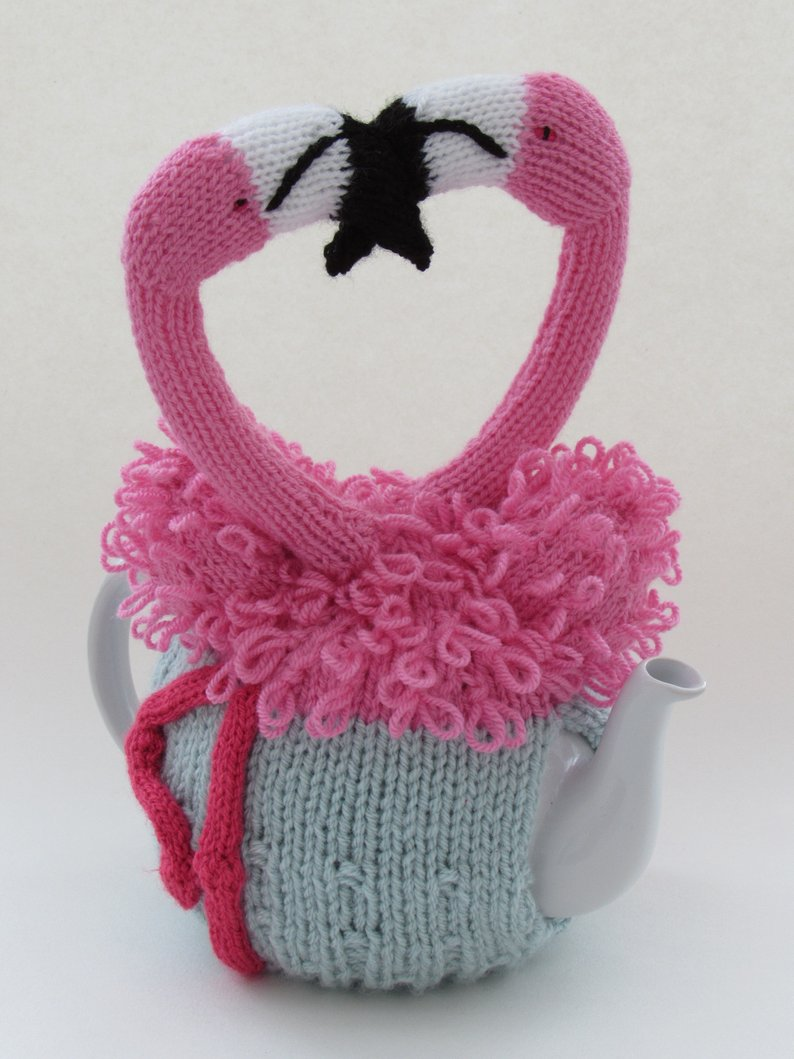 Get the pattern from Susan Cowper of Tea Cosy Folk