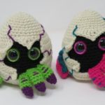 Crochet a Cute Hatching Dragon Egg Amigurumi … Adorable!