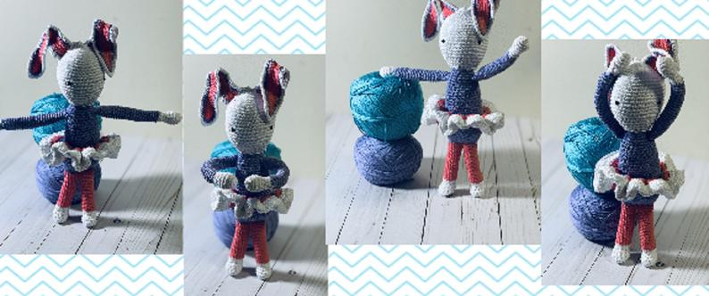 Get the pattern from Olay Crochet