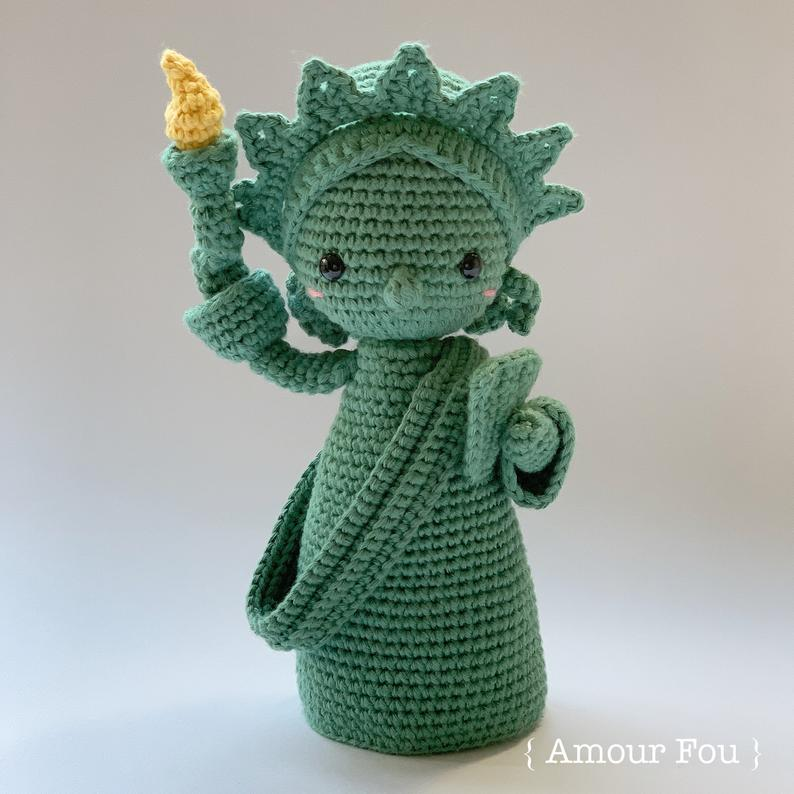 Get the pattern from AmourFouCrochet