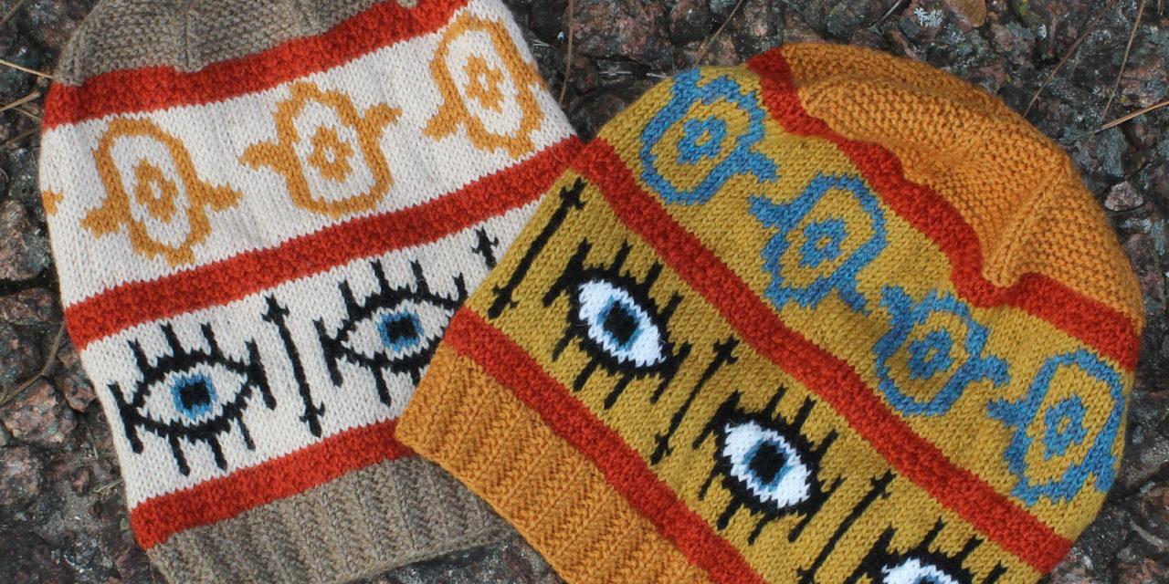 Knit a 'TfuTfuTfu' Hat … Free Pattern Designed by Limor Hendricks