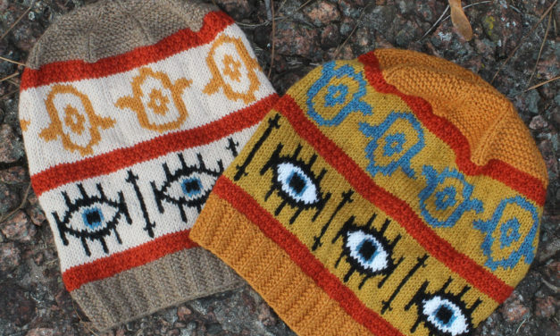 Knit a 'TfuTfuTfu' Hat … Free Pattern Designed by Limor Hendricks