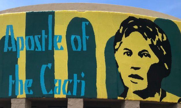 New Love Across The USA Mural! Meet Minerva Hamilton Hoyt ….