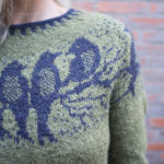 Knit a Birdsong Sweater, Designed By Maschenwunder Manja Vogelsang