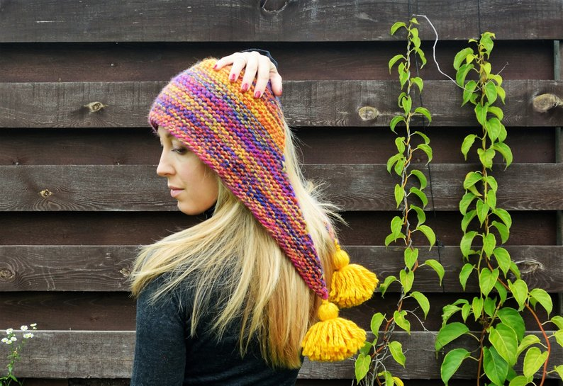 Get the knit pattern from Bummbul
