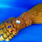 NEW! Near-Omnipotent Power Can Be Yours! Knit An Infinity Gauntlet, This Is Cosplay At Its Finest!