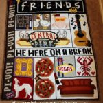 Crochet a Friends-Inspired Graphgan … 'We Were On A Break!'