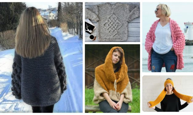 Designer Spotlight: Unique Knitwear Designed By Bummbul
