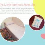 Review: 100% Luxe Bamboo Sheet Set From Linenly