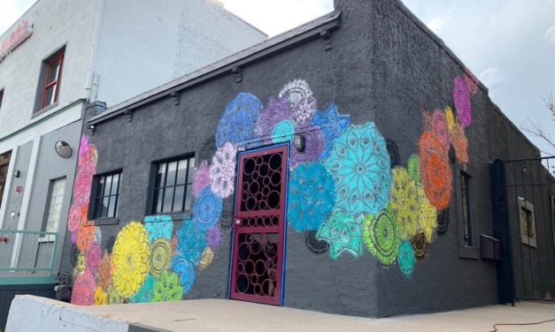 Meet the Ladies Fancywork Society and Their Amazing Fiber-Art-Inspired Mural