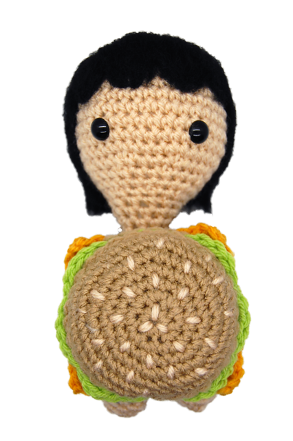 Bob's Burgers-Inspired Amigurumi Patterns! So Wee, So Crochet!