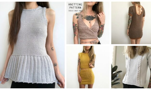 Designer Spotlight: Modern Knitwear Designs By Gorilla Knits