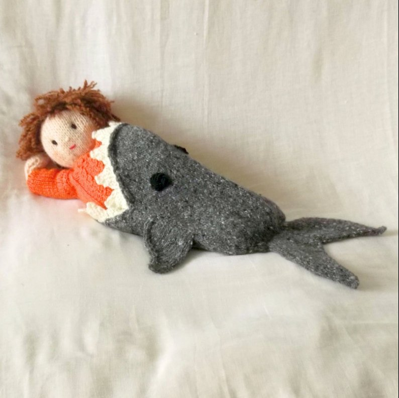 Get the pattern from Claire Fairall