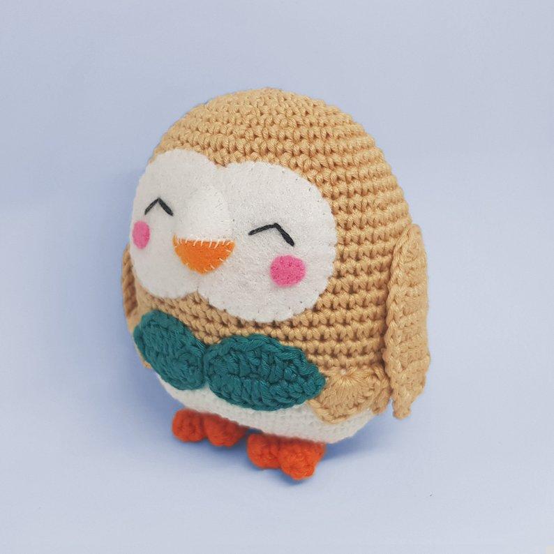 Get the amigurumi pattern from AzurasAmigurumi