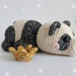 Crochet a Pip the Panda Amigurumi and His Charming Friends!