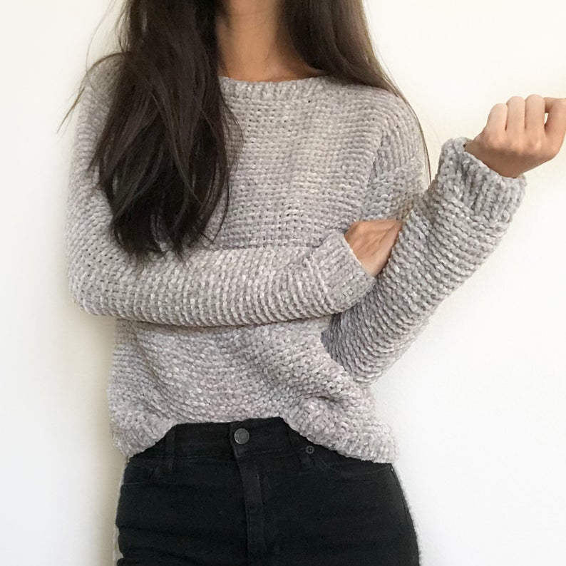 Get the knit pattern from Gorilla Knits