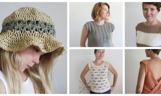 Designer Spotlight: Perfect Patterns For Summertime From Naturally Nora Crochet