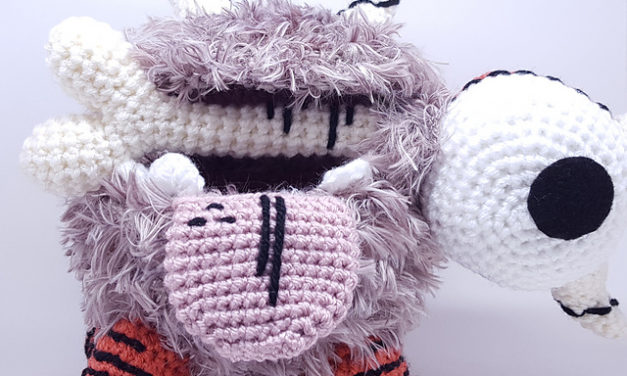 Love the Survival Game 'Don't Starve?' Crochet a Chester Amigurumi, Comes With Bone!