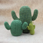 Knit a Desert Flora Cactus Designed By Fiber Chronicles