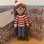 Crochet a 'Where's Waldo?' Amigurumi … Free Pattern!