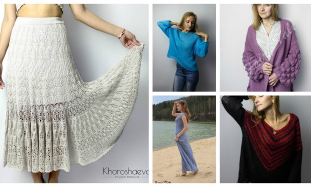 Designer Spotlight: Knitwear Designed By Irina Khoroshaeva Of Irisca Fairy Tale
