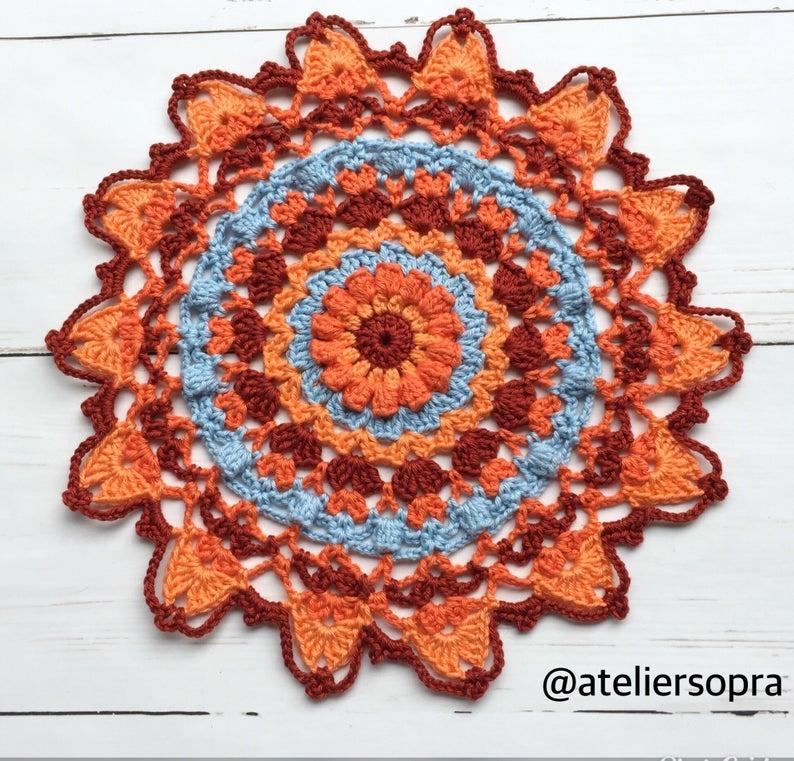 Get the pattern by Atelier Sopra