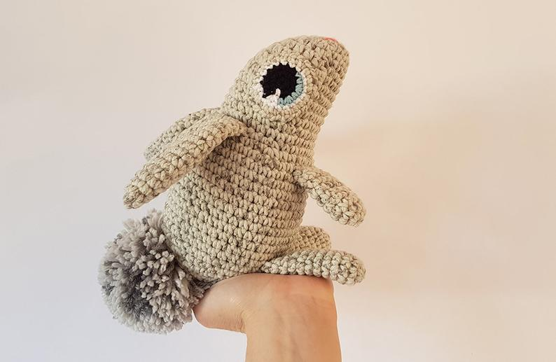 Get the amigurumi pattern from Jessie of Projectarian