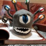 Crochet a Beholder Dice Bag … For Dungeons and Dragons Fans!