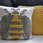 Beautiful Crochet Pillow Patterns, Designed By Trista Nichole of While They Dream