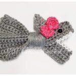 Crochet a Baby Shark Hair Clip … Baby Shark Doo Doo Doo Doo Doo Doo