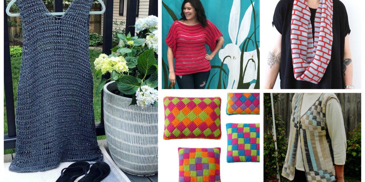 Designer Spotlight: The Best Tunisian Crochet Patterns