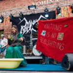 'Knitting Is No Bullshitting' … Awesome Heavy Metal Knitting Gallery By Bahia Ayoubi