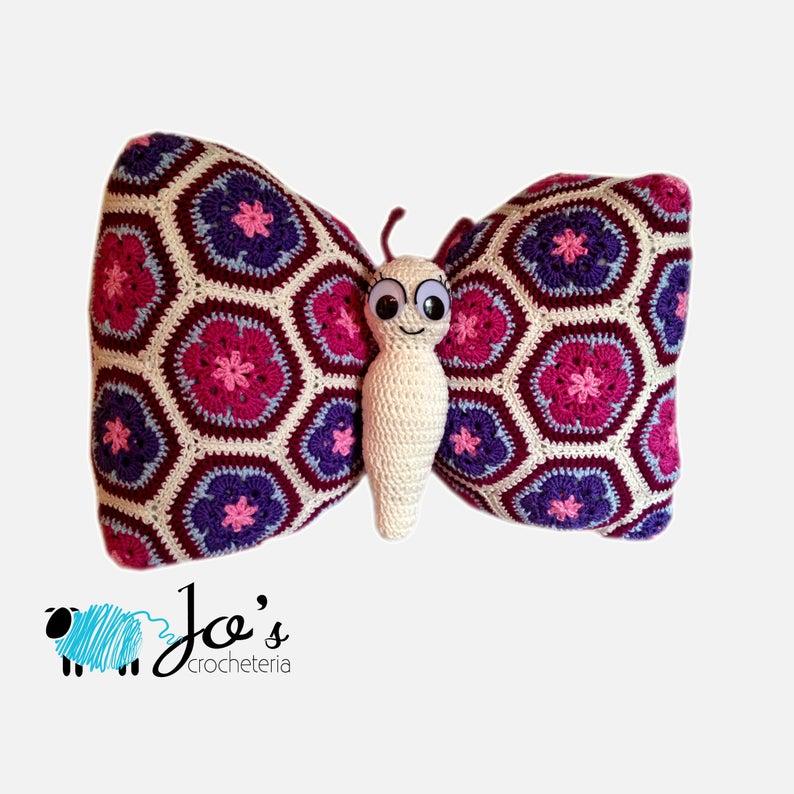 Designer Spotlight: Jo's Spectacular African Flower Patterns For Crocheters