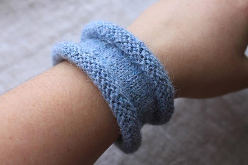 Knit a Set of Stackable Bracelets or a Knit Cuff, Perfect Projects For Summertime Crafting!