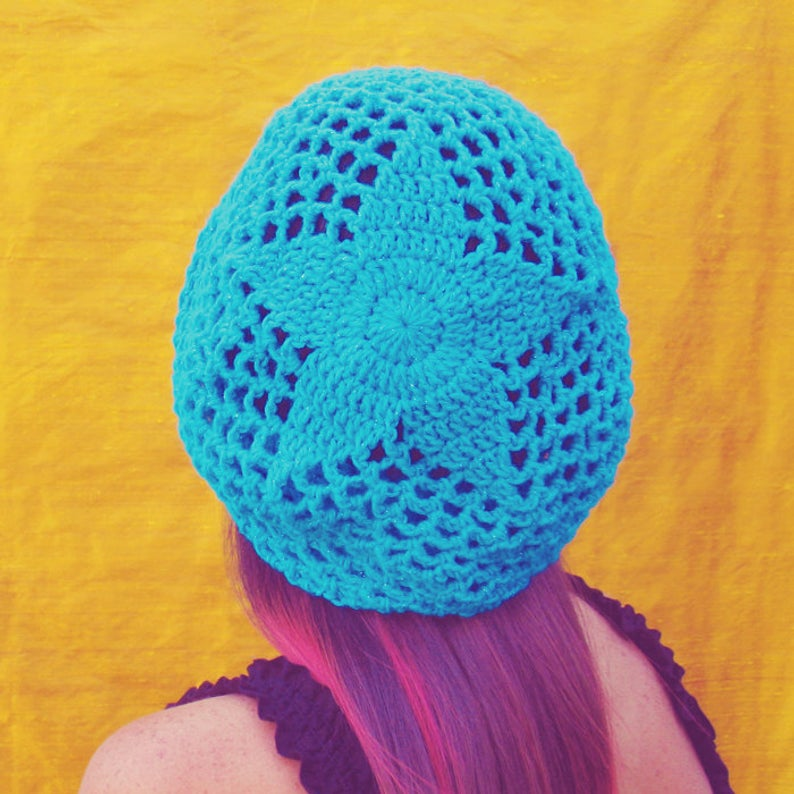 Get the crochet pattern from Julie King aka Gleeful Things Crochet via Etsy