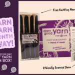 It's a Darn Good Yarn of the Month Giveaway!