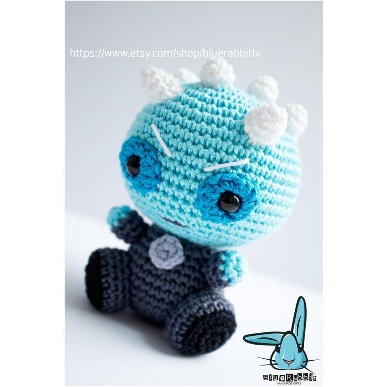 Get the Game of Thrones pattern #gameofthrones #crochet