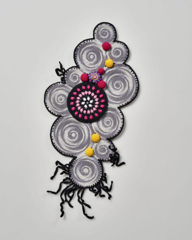 Meet crochet artist Luisa De Santi