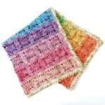 Crochet a Fun & Colorful Rainbow Spirit Baby Blanket