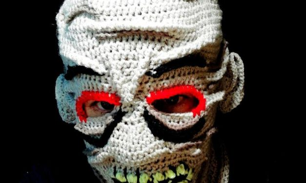 The Scariest Ski Make You Will Ever Crochet …