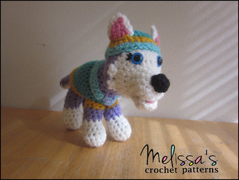 Get the pattern from designed by Melissa of Melissa's Patterns #crochet #amigurumi