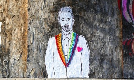 Queer Eye Yarn Bombs in Philadelphia … a Summer Scavenger Hunt!