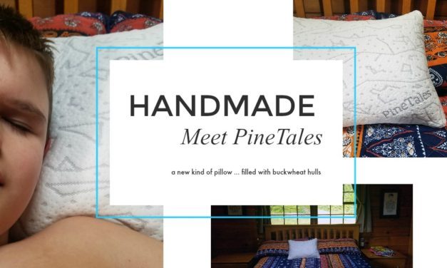 Meet Pinetales, The Maker of America's Best Buckwheat Pillows!