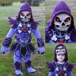 Check Out This Fantastic Full-Body Skeletor Costume! Crochetverse Wins Halloween, The Internet, Crochet, The Universe and Everything!