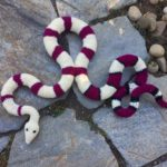 Crochet a Red Tailed Boa Constrictor With a FREE Pattern!