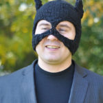 Knit a Batman-Inspired Bat Hat Balaclava!