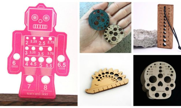 Designer Spotlight: Unique and Unusual Gauges For Knitters and Crocheters … They Make Great Gifts!