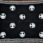 Crochet a Jack Skellington-Inspired Afghan For The Halloween Season!
