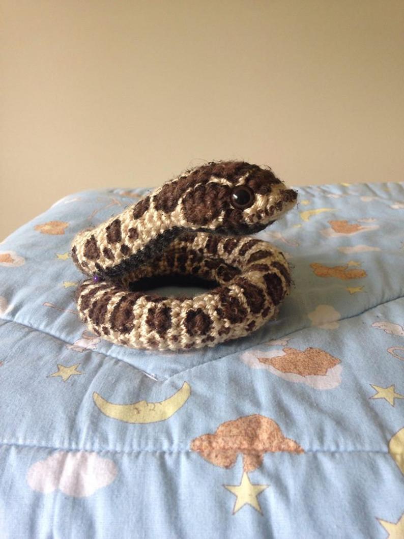 Crochet Rainbow Snake, Free crochet Pattern - GoldenLucyCrafts | 1059x794