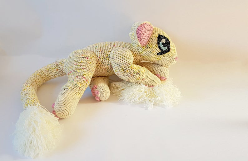 Designer Spotlight: Crochet a Menagerie of Fanciful Beasts Designed By Jessie of Projectarian